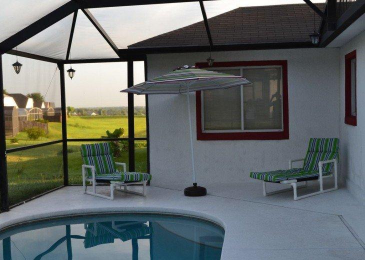 Villa, private southwest pool, game-room, free internet & wifi #3