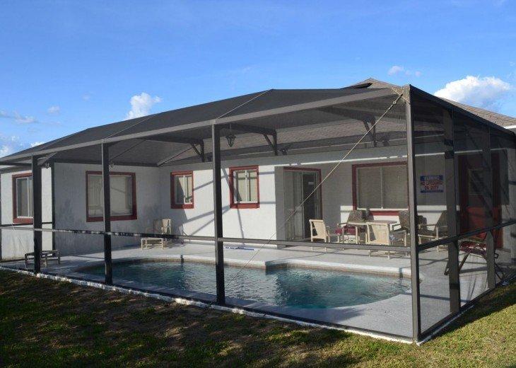 Villa, private southwest pool, game-room, free internet & wifi #5