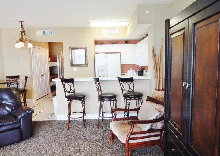 Oceanfront. Sleeps 6. Low Floor. Great View. Celadon Has Re-opened for Rentals! #8