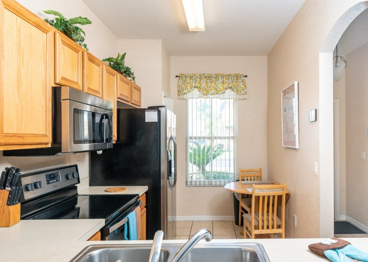 Closest to Pools, 4Bedr, 4Bath, Quite, Sleeps 8, All Fees Included, Best Choice #40
