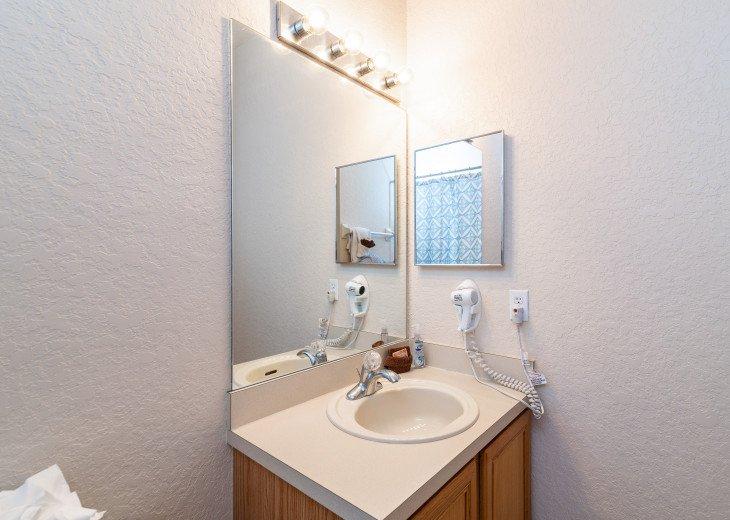 Unique Home: 4 Bedrooms, 3 1/2 Baths, Closest to Pools, NO RESORT FEE ! #38