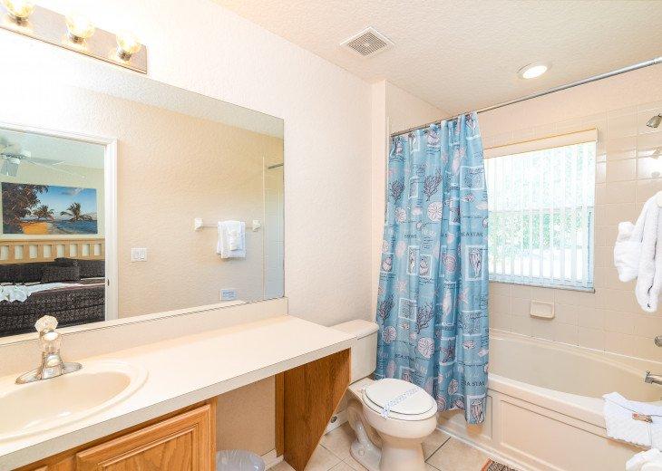 Unique Home: 4 Bedrooms, 3 1/2 Baths, Closest to Pools, NO RESORT FEE ! #44