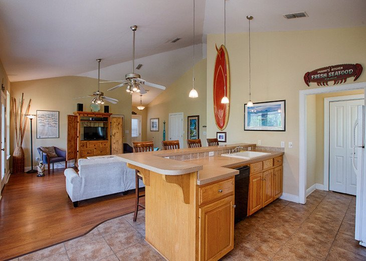 The Wahoo St. George Island Vacation Rental #11