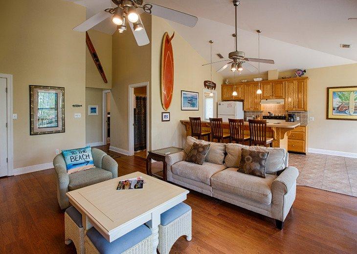 The Wahoo St. George Island Vacation Rental #6