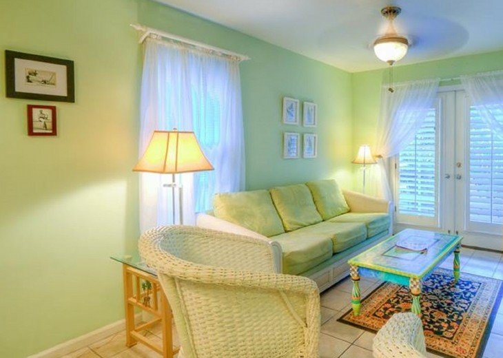 1 BR Margaritavilla Beach Cottage at Fort Zachary Taylor - Discounts Available! #5