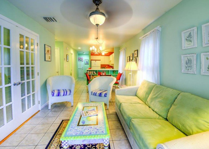 1 BR Margaritavilla Beach Cottage at Fort Zachary Taylor - Discounts Available! #8