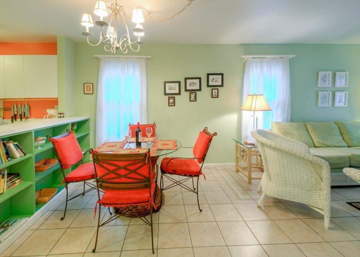 1 BR Margaritavilla Beach Cottage at Fort Zachary Taylor - Discounts Available! #3