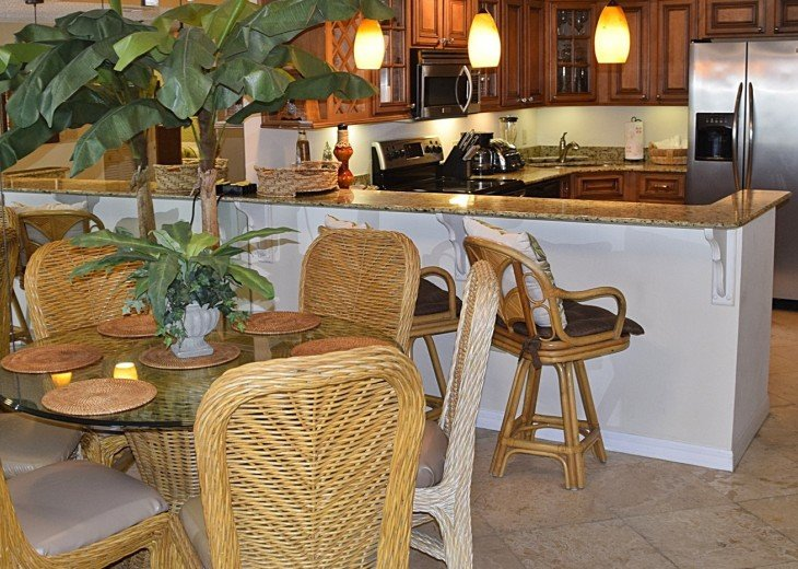 3 BR, 2 BA Oceanfront Oasis On The Beach in Key West #5