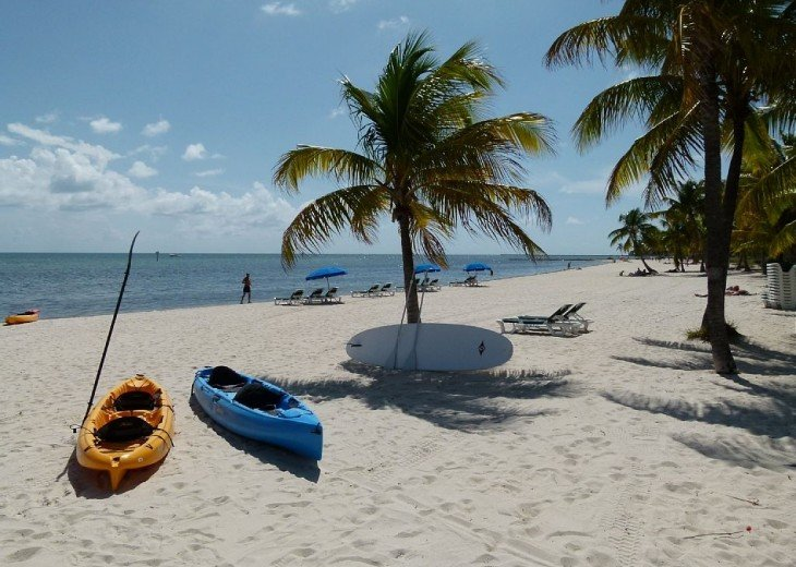 3 BR, 2 BA Oceanfront Oasis On The Beach in Key West #16