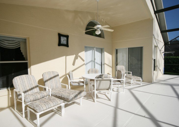 Luxury 4 bed pool villa, 15 minutes from DisneyWorld #27