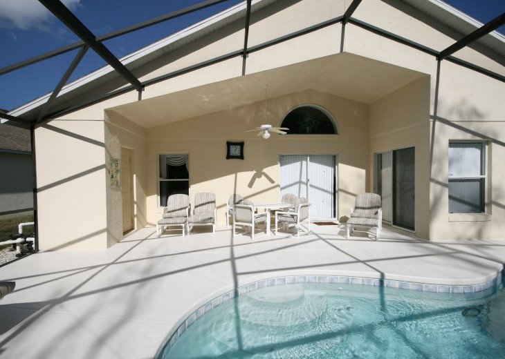 Luxury 4 bed pool villa, 15 minutes from DisneyWorld #29