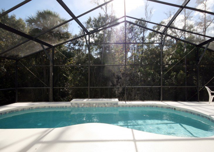 Luxury 4 bed pool villa, 15 minutes from DisneyWorld #28