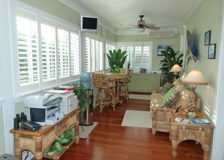 6 BR, 5.5 BA Luxury Key West Beach House in Old Town at Fort Zachary Taylor #55