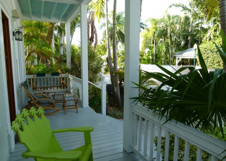 6 BR, 5.5 BA Luxury Key West Beach House in Old Town at Fort Zachary Taylor #7