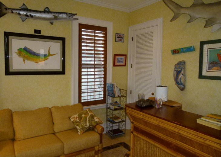 6 BR, 5.5 BA Luxury Key West Beach House in Old Town at Fort Zachary Taylor #32