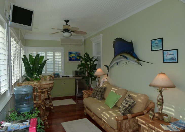 6 BR, 5.5 BA Luxury Key West Beach House in Old Town at Fort Zachary Taylor #53