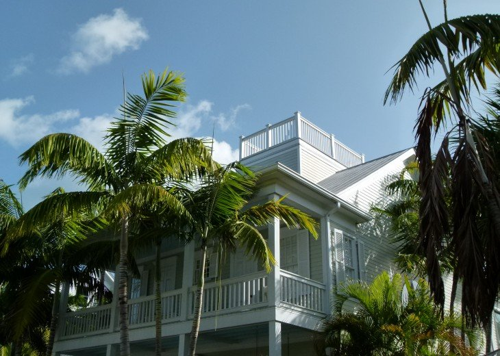 6 BR, 5.5 BA Luxury Key West Beach House in Old Town at Fort Zachary Taylor #4