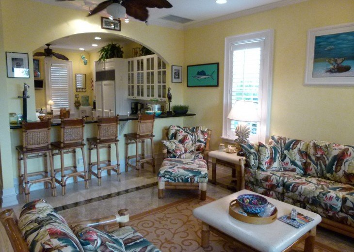 6 BR, 5.5 BA Luxury Key West Beach House in Old Town at Fort Zachary Taylor #13