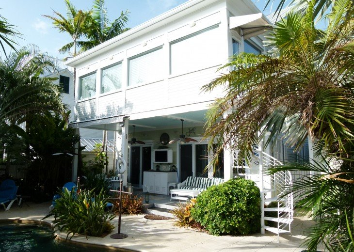 6 BR, 5.5 BA Luxury Key West Beach House in Old Town at Fort Zachary Taylor #28