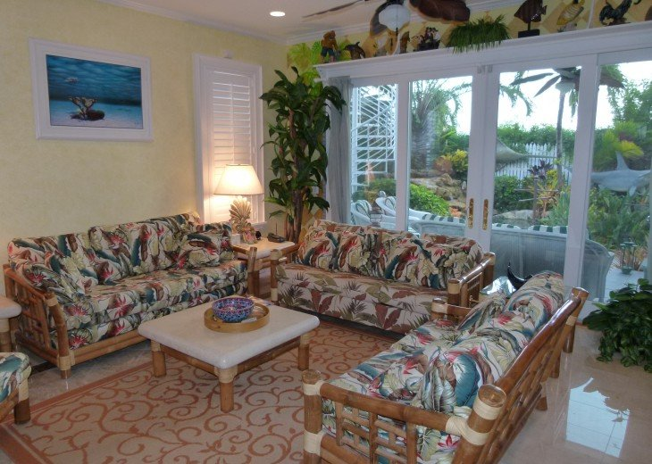 6 BR, 5.5 BA Luxury Key West Beach House in Old Town at Fort Zachary Taylor #16