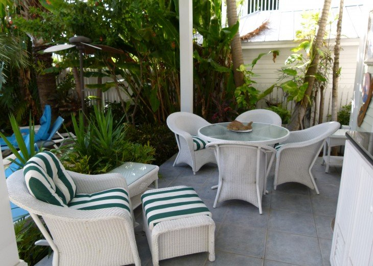 6 BR, 5.5 BA Luxury Key West Beach House in Old Town at Fort Zachary Taylor #26