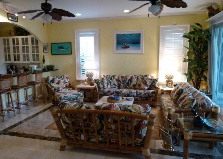 6 BR, 5.5 BA Luxury Key West Beach House in Old Town at Fort Zachary Taylor #14