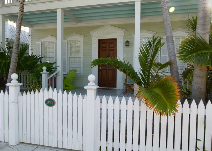 6 BR, 5.5 BA Luxury Key West Beach House in Old Town at Fort Zachary Taylor #5