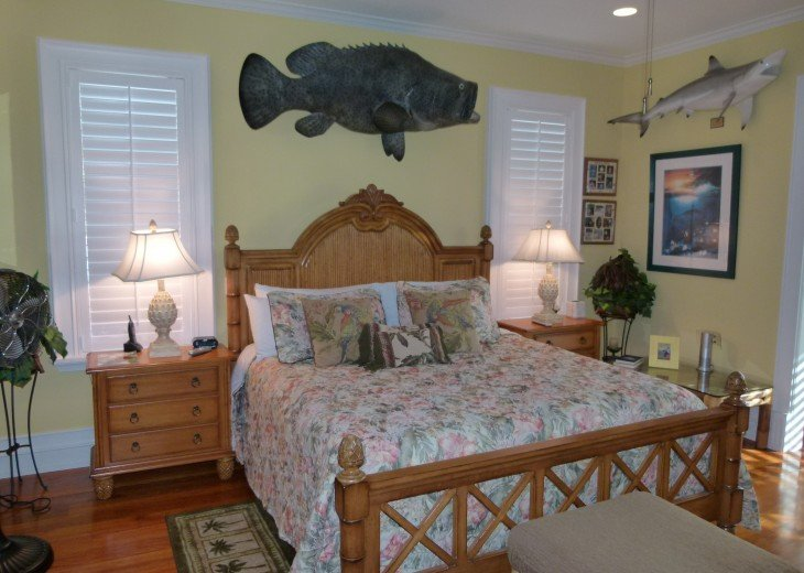 6 BR, 5.5 BA Luxury Key West Beach House in Old Town at Fort Zachary Taylor #51