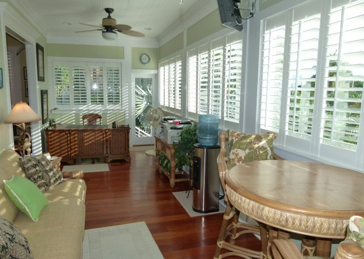 6 BR, 5.5 BA Luxury Key West Beach House in Old Town at Fort Zachary Taylor #56