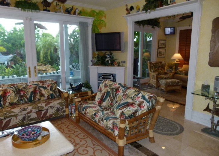 6 BR, 5.5 BA Luxury Key West Beach House in Old Town at Fort Zachary Taylor #30