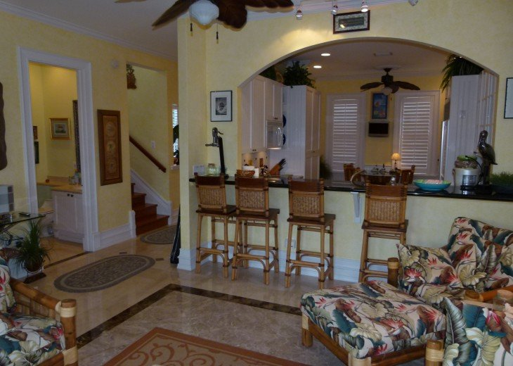 6 BR, 5.5 BA Luxury Key West Beach House in Old Town at Fort Zachary Taylor #39