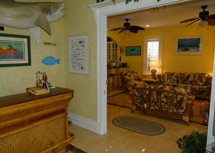 6 BR, 5.5 BA Luxury Key West Beach House in Old Town at Fort Zachary Taylor #34