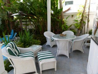 6 BR, 5.5 BA Luxury Key West Beach House in Old Town at Fort Zachary Taylor #1