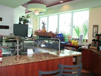 Centrally Located Cafe & Store Overlooking Courtyard - Coffee, Convenience More!