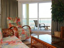 $1,495 3/2 week SUNSET VISTAS TOP FLOOR GULF VIEW BEACHFRONT KING IN MASTER BR! #1