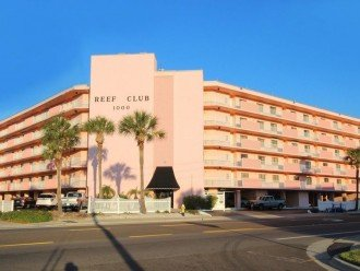 Reef Club in Indian Rocks Beach, FL 1000 Gulf Blvd. 1st Level Covered Parking