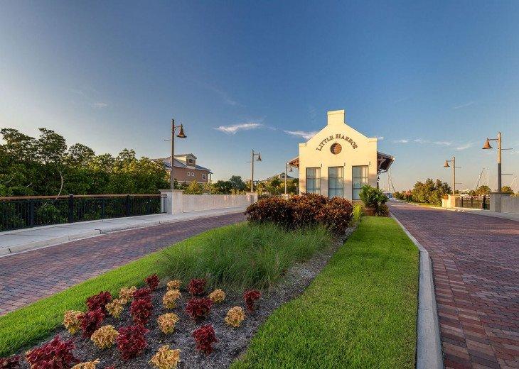 Townhouse in Resort Community- Pools, Restaurants & Private beach! U3263 #24
