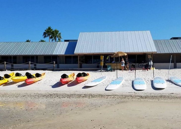 Townhouse in Resort Community - Private Beach, Restaurants! Tampa Bay - U3212 #17