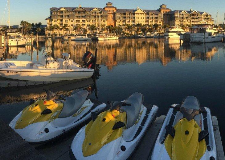 Townhouse in Resort Community - Private Beach, Restaurants! Tampa Bay - U3212 #16