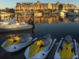 Townhouse in Resort Community - Private Beach, Restaurants! Tampa Bay - U3212 #1