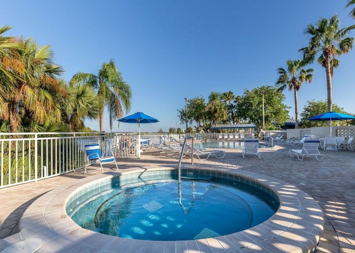 Townhouse in Resort Community- Pools, Restaurants & Private beach! U466 #19