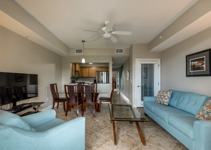 Private Beach, Luxury Waterfront 3 bed / 3 bath Town Home Suite - U448 #3