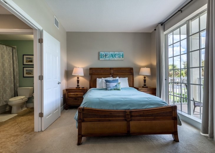 Private Beach, Luxury Waterfront 3 bed / 3 bath Town Home Suite - U448 #10