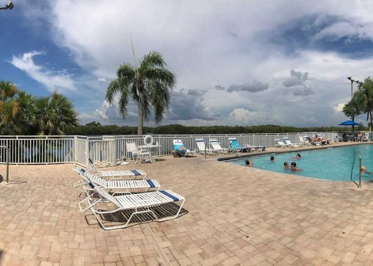 2bdm, 2.5 bth Private Beach Community -Waterfront - U3216 #23