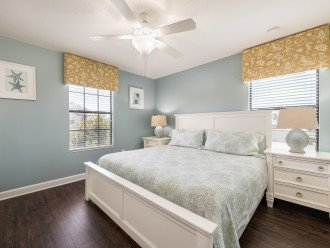 Stand alone King bedroom