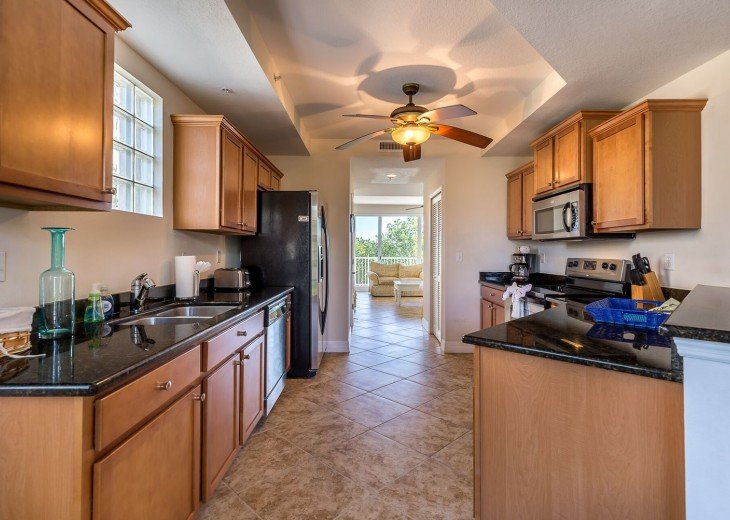 Tampa Bay 3bdm, 3bth Private Beach Community, Spacious Waterfront - U3230 - 386 #7