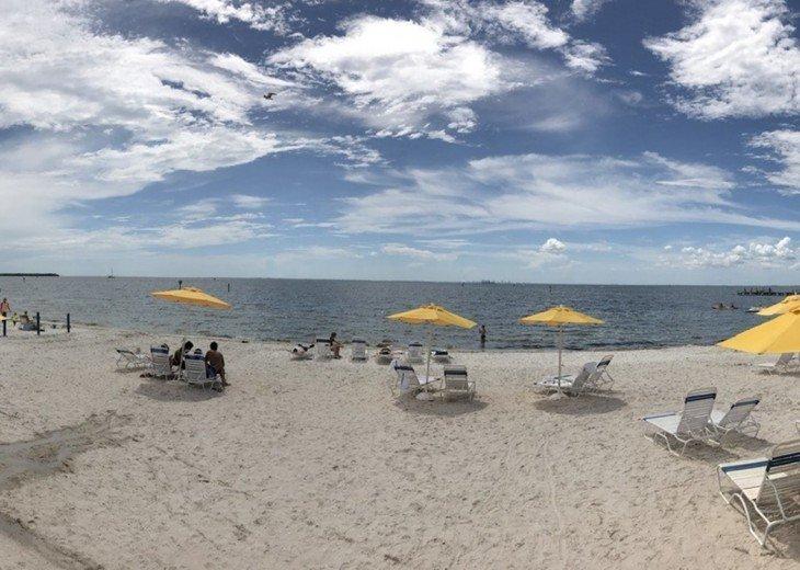 Tampa Bay 3bdm, 3bth Private Beach Community, Spacious Waterfront - U3230 - 386 #23
