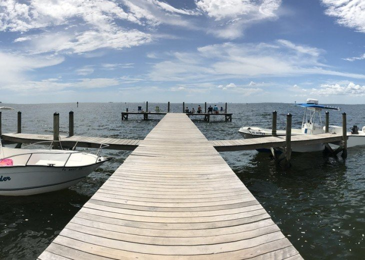 Tampa Bay 3bdm, 3bth Private Beach Community, Spacious Waterfront - U3230 - 386 #21