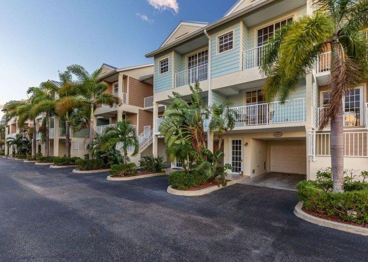 Tampa Bay, 2 bdrm 1.5 bth Private Beach Community - U420 #14