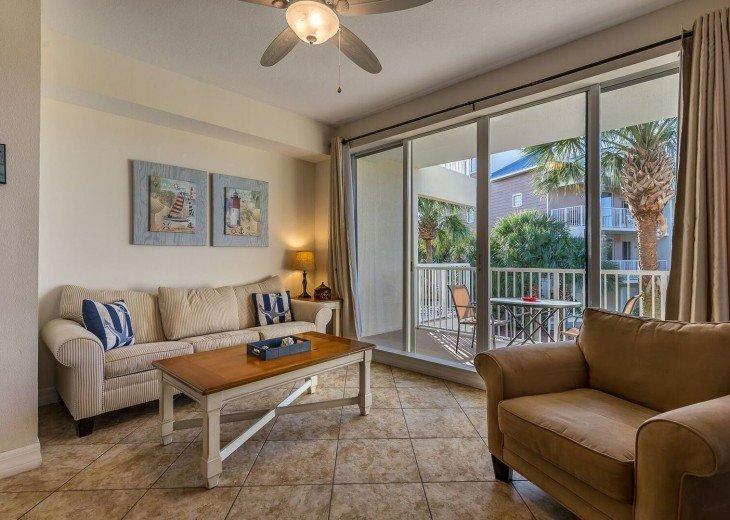 Tampa Bay, 2 bdrm 1.5 bth Private Beach Community - U420 #2